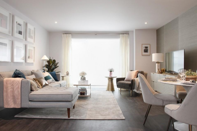 Thumbnail Flat for sale in Aria, 42 Chatham Street, Leicester, Leicestershire