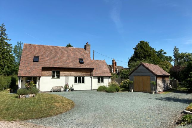 3 bed detached house for sale in Gilberts End Lane, Hanley Castle, Worcestershire WR8