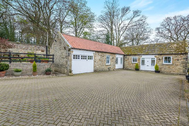 Thumbnail Detached house for sale in Fir Tree Grange, Howden Le Wear, Crook, County Durham