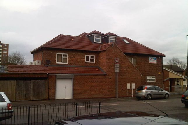 Thumbnail Flat to rent in 62 A Brunswick Street, Leamington Spa