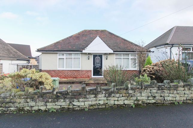 Thumbnail Detached bungalow for sale in Yew Tree Drive, Somersall, Chesterfield
