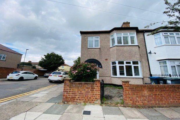 Thumbnail Property to rent in Bridlington Road, London