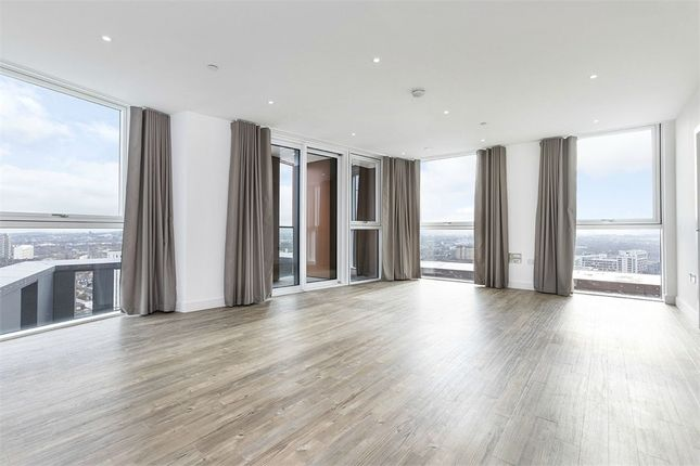 Thumbnail Flat to rent in Haydn Tower, Nine Elms Point, 50 Wandsworth Road