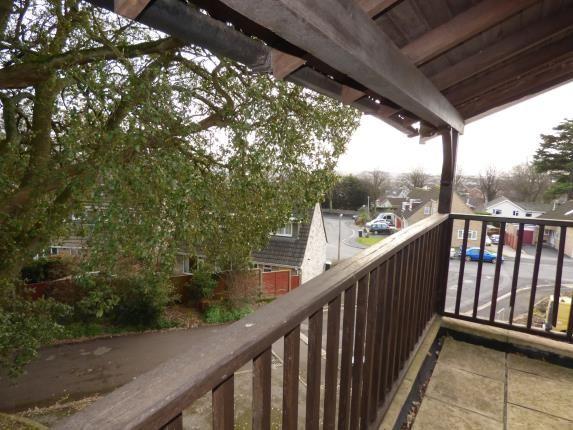 Balcony of Lodge Drive, Weston-Super-Mare BS23
