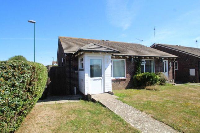 Thumbnail Bungalow to rent in Capstan Drive, Littlehampton, West Sussex