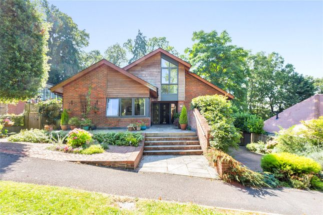 Thumbnail Detached house for sale in Ardnave Crescent, Bassett, Southampton