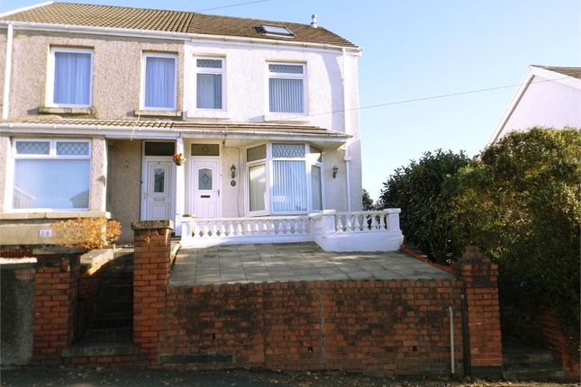 Thumbnail Semi-detached house for sale in Penywern Road, Neath, West Glamorgan
