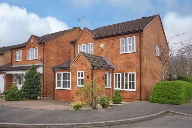 Thumbnail Detached house for sale in Bennetts Court, Yate, Bristol
