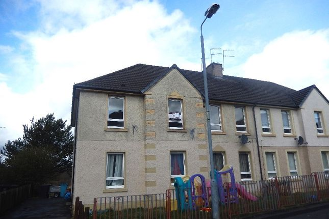 Thumbnail Flat to rent in Park Street, Airdrie, North Lanarkshire