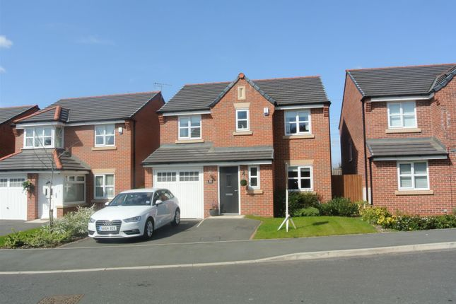 4 bed detached house for sale in Earle Avenue, Huyton, Liverpool