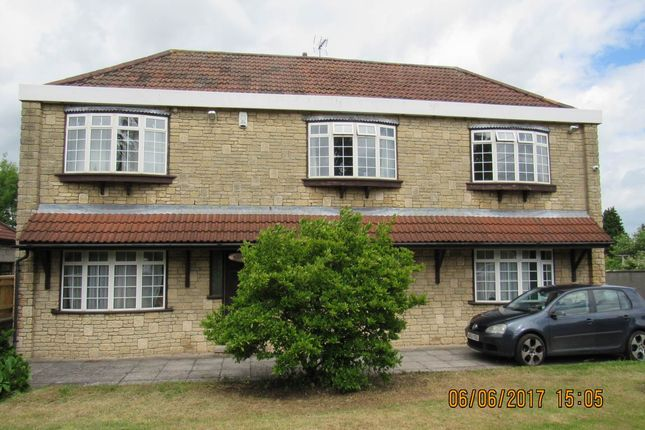 Thumbnail Detached house to rent in Filton Lane, Stoke Gifford, Bristol