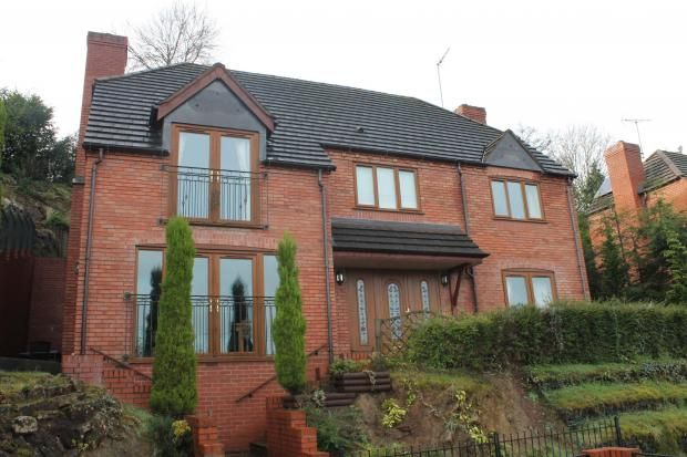 Thumbnail Detached house to rent in High Trees House, Dowles Road, Bewdley, Worcestershire