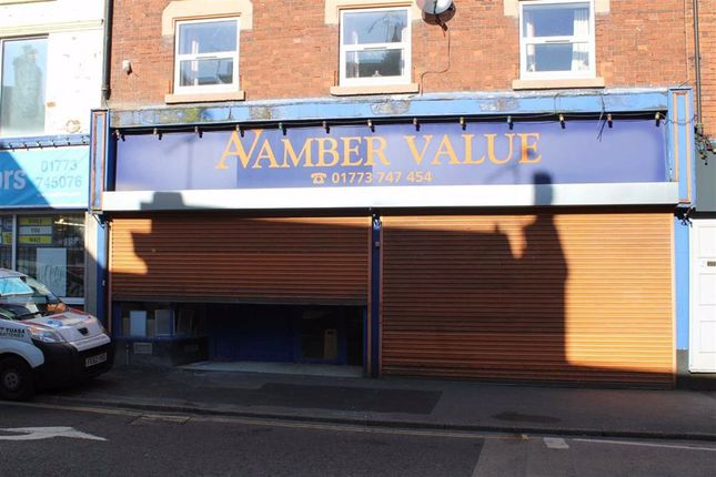 Thumbnail Retail premises to let in Church Street, Ripley, Derbyshire