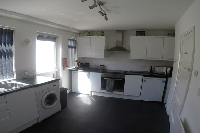 Thumbnail Terraced house to rent in Cornwall Road, Stoke
