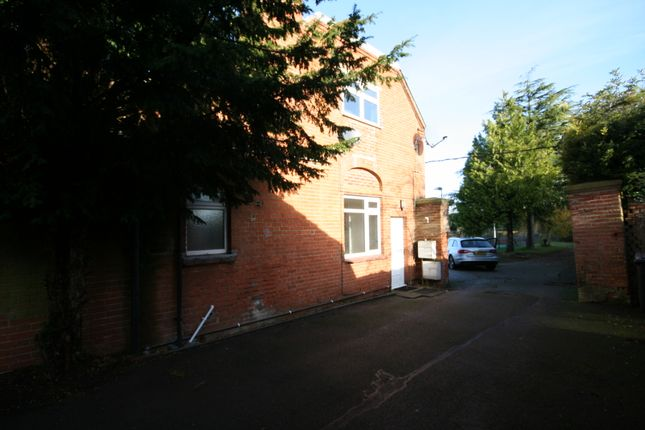 Thumbnail Flat to rent in Newmarket Lawn Tennis Club, Hamilton Road, Newmarket