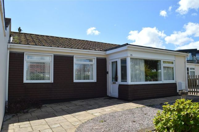 3 bed terraced bungalow for sale in Harbour View Close, Brixham, Devon TQ5