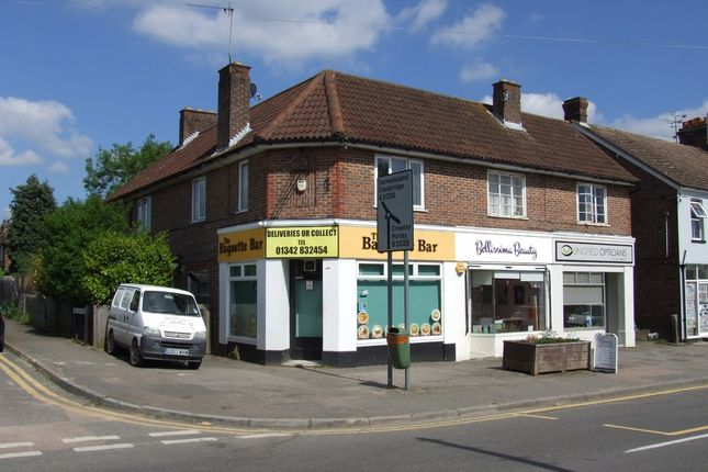 Thumbnail Retail premises for sale in Godstone Road, Lingfield