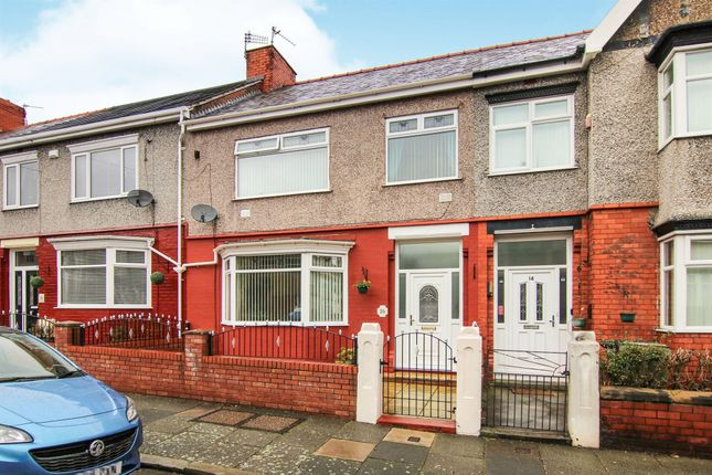 Thumbnail Terraced house for sale in Speedwell Road, Birkenhead