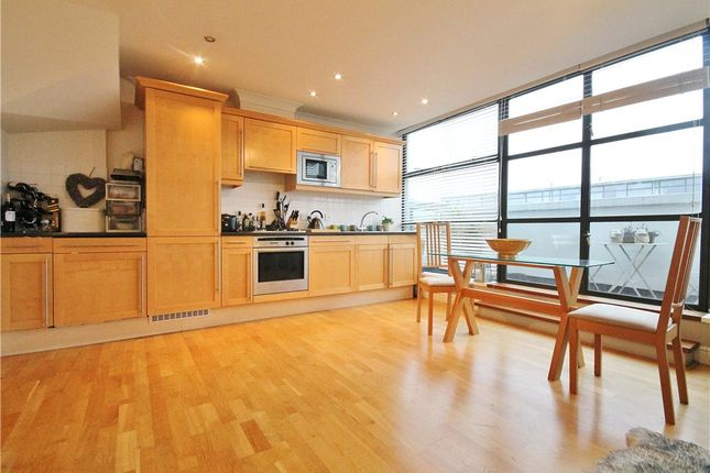 Thumbnail Flat for sale in Goat Wharf, Brentford