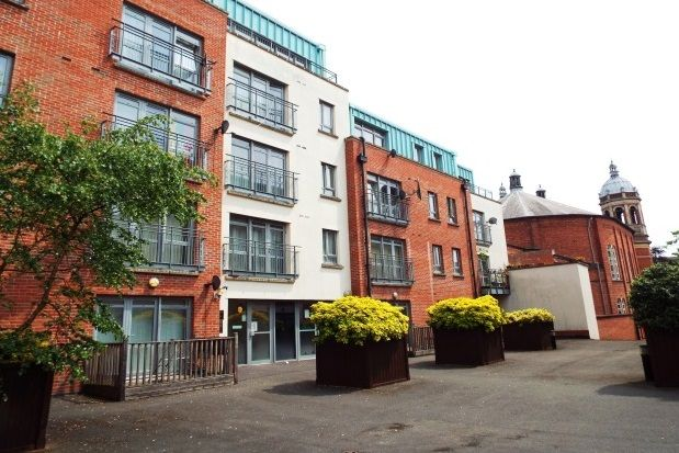 Thumbnail Flat to rent in Beauchamp House, City Centre