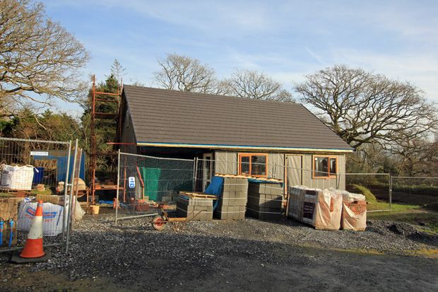 Thumbnail Detached bungalow for sale in Plot 3 Hir Aros, Heol Mansant, Pontyates, Carmarthenshire
