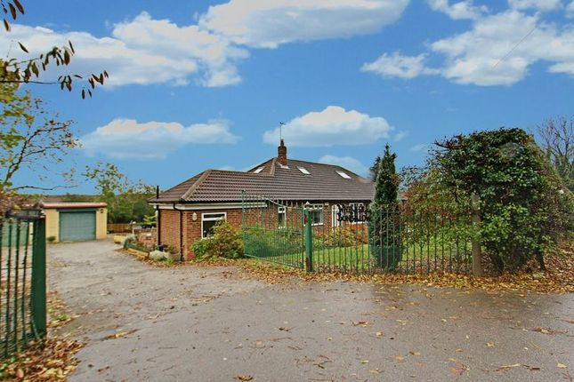 Thumbnail Detached bungalow for sale in Daisy Hill Road, Burstwick, Hull