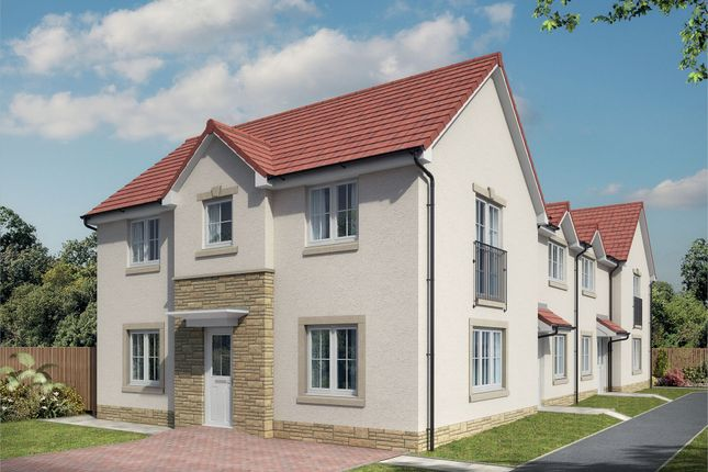 Thumbnail Terraced house for sale in Off Kirkliston Road, South Queensferry