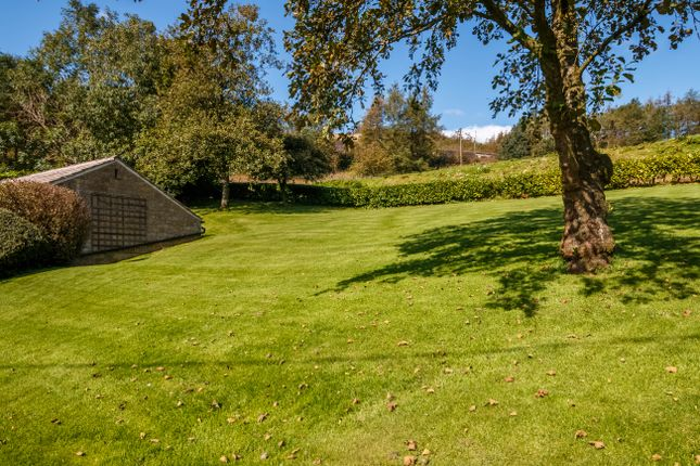 Garden of Dean Head Lane, Diggle, Saddleworth OL3