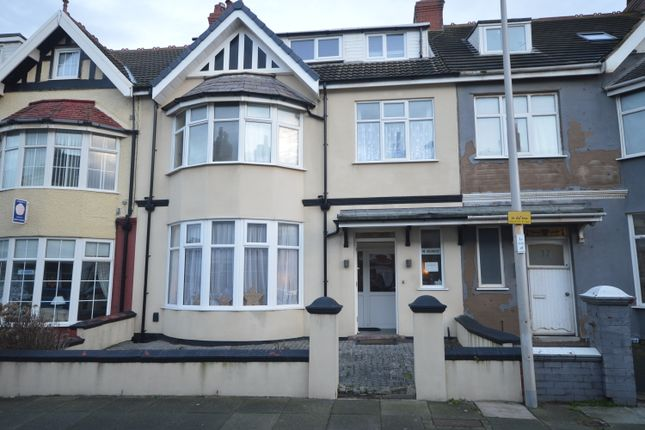 Terraced house for sale in Gynn Avenue, Blackpool