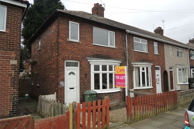 Thumbnail End terrace house to rent in Brinkburn Road, Norton, Cleveland
