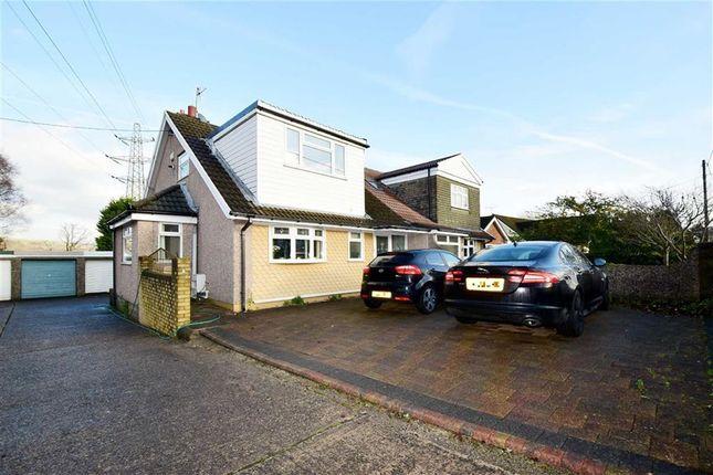 3 bed semi-detached house for sale in Heol Dowlais, Efail Isaf, Pontypridd