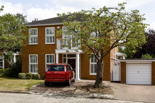 Thumbnail Detached house to rent in Coombe House Chase, New Malden