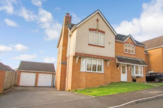 Thumbnail Property to rent in Llwyn Coch, Broadlands, Bridgend