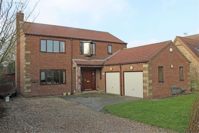 Thumbnail Detached house for sale in West Street, Leven, Beverley, East Riding Of Yorkshire