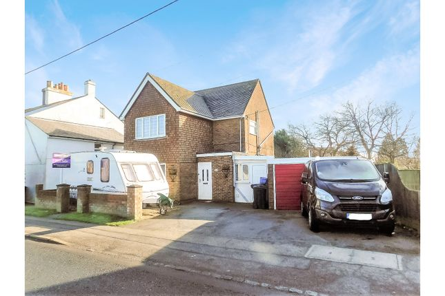 Thumbnail Detached house for sale in South Road, Hailsham