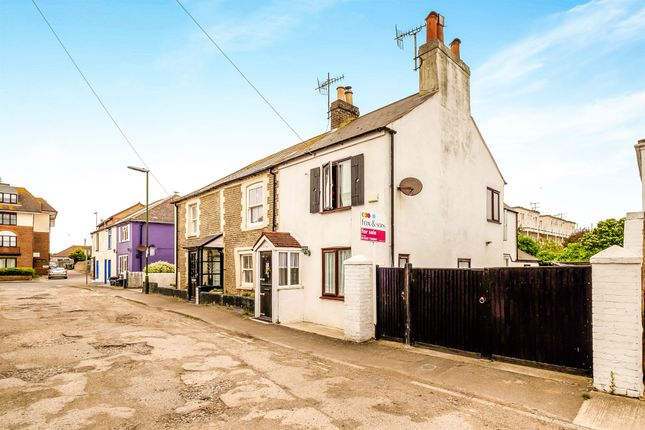 Thumbnail Cottage for sale in Alma Street, Lancing