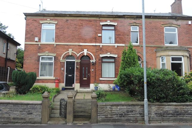 Thumbnail Terraced house to rent in Dogford Road, Royton, Oldham