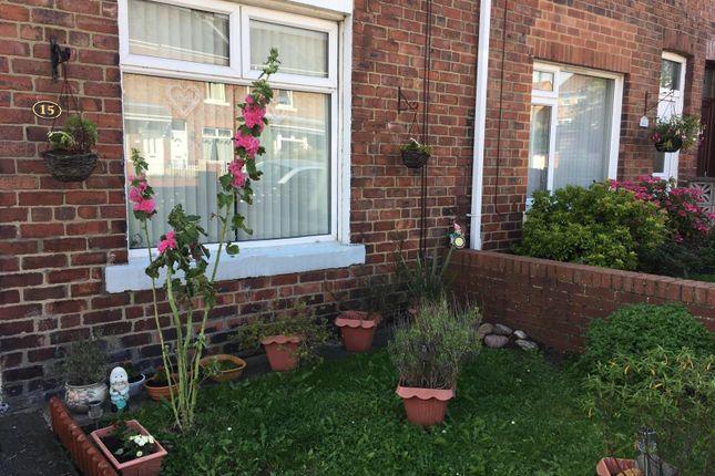 Front Garden of Albion Avenue, Shildon DL4