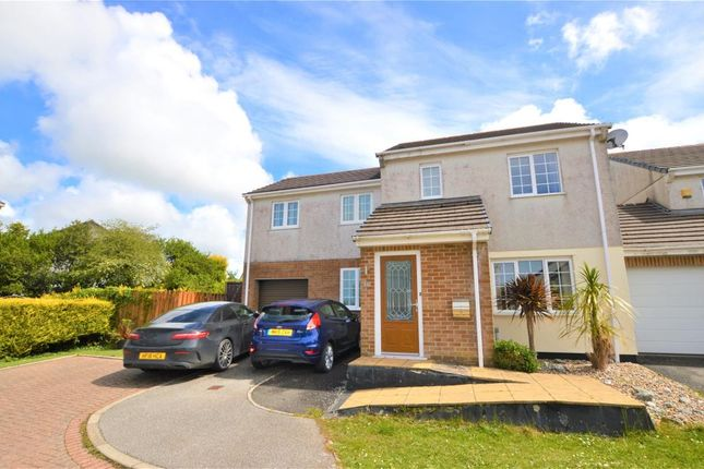 4 bed link-detached house for sale in Fairview Park, St. Columb Road, St. Columb TR9