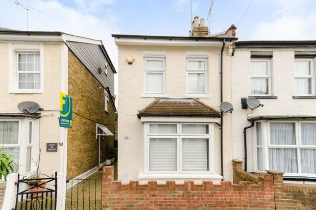 Thumbnail Semi-detached house for sale in Haddon Road, Sutton