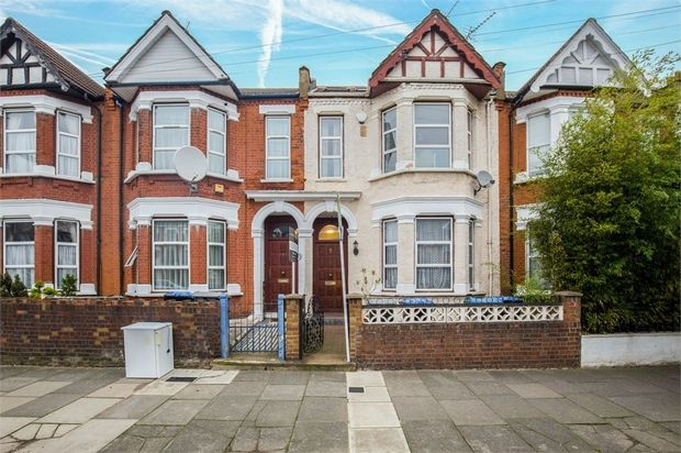 Thumbnail Terraced house to rent in Doyle Gardens, Kensal Rise, London