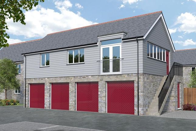 Thumbnail Maisonette for sale in Park An Daras, Falmouth Road, Helston, Cornwall