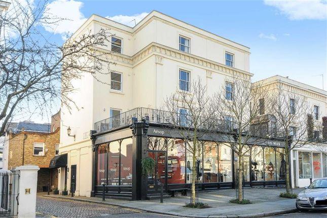 Thumbnail Flat to rent in Lambton Place, London