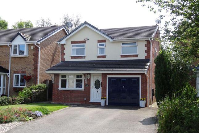 Detached house for sale in Poppyfield, Cottam, Preston