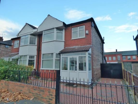Thumbnail Semi-detached house for sale in Greatstone Road, Stretford, Manchester, Greater Manchester
