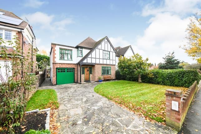 Thumbnail Detached house for sale in Shenfield Crescent, Brentwood