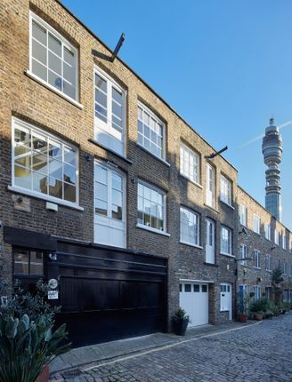 Thumbnail Office for sale in Warren Mews, London