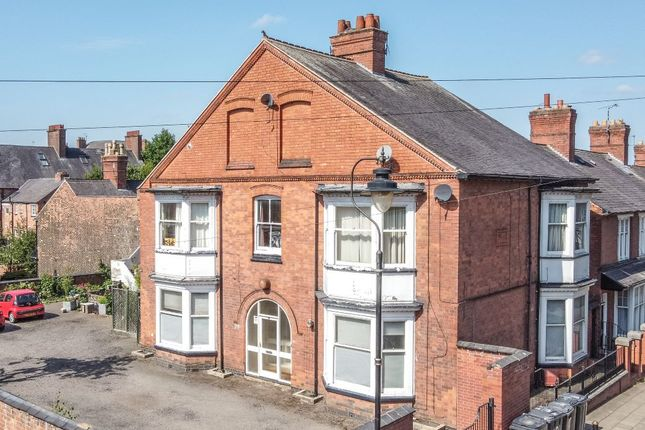 Thumbnail Maisonette for sale in Flat 1, 29 Gotham Street, Off London Road, Leicester