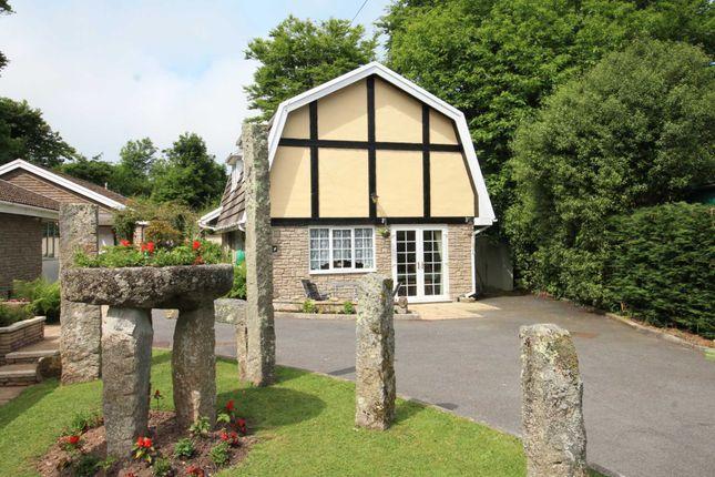 Thumbnail Detached house for sale in Trelawne Cross, Looe