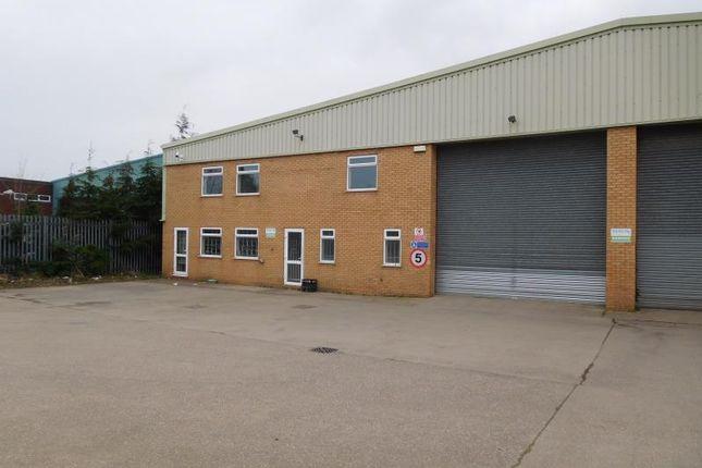 Thumbnail Light industrial to let in Unit 1 Plot 17, Attleborough Fields Industrial Estate, Plot 17, Hammond Close, Nuneaton